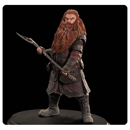 The Hobbit: An Unexpected Journey Gloin 1:6 Scale Statue 9⅛