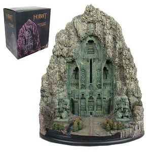 "The Hobbit: An Unexpected Journey ""Front Gate to Erebor"" Sculpture [10⅝"" x 8⅞""] - Weta Collectibles - Official Weta Collectibles :: Mental XS Online"
