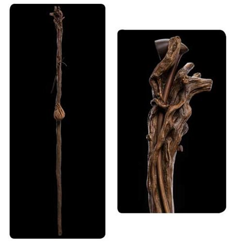 Lord of the Rings: The Fellowship of the Ring - Gandalf the Grey Pipe Staff 1:1 Scale Prop Replica - Weta Collectibles - Official Weta Collectibles :: Mental XS Online