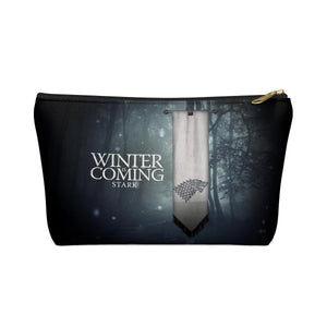 Game of Thrones STARK Banner Accessory Pouch with T-bottom :: Mental XS Online