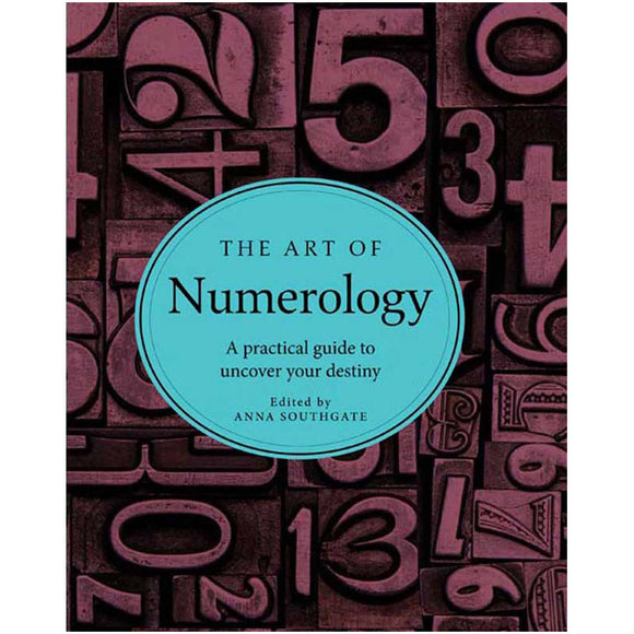 Art of Numerology by Anna Southgate (Hardcover) :: Mental XS Online