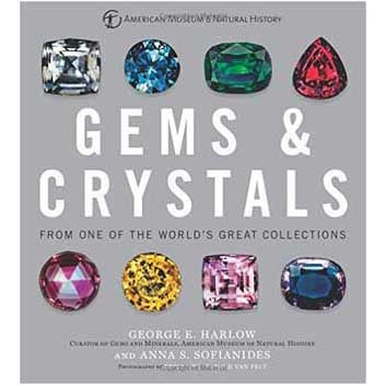 Gems & Crystals by George E Harlow & Anna S Sofianides (Hardcover)