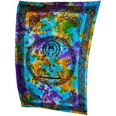 Quanyin Tie-dyed Tapestry 72