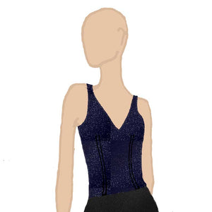 Halter Knit Top (US 4-14) from K by Katerina :: Mental XS Online
