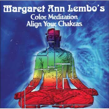 CD: Color Meditation Align your Chakras by Margaret Ann Lembo