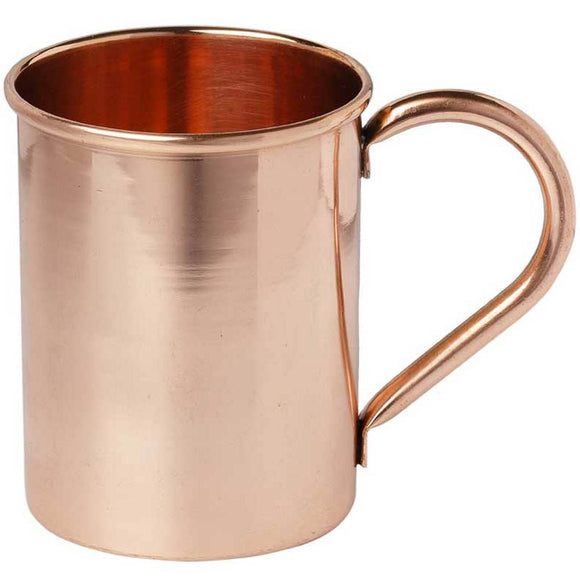 Copper Moscow Mule Mug (16oz)
