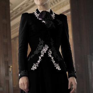 Dracula Lucy Westenra Velvet Jacket US 4-14 from Mental XS Online