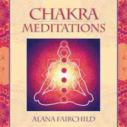 CD: Chakra Meditations by Alana Fairchild