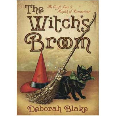Witch's Broom by Deborah Blake
