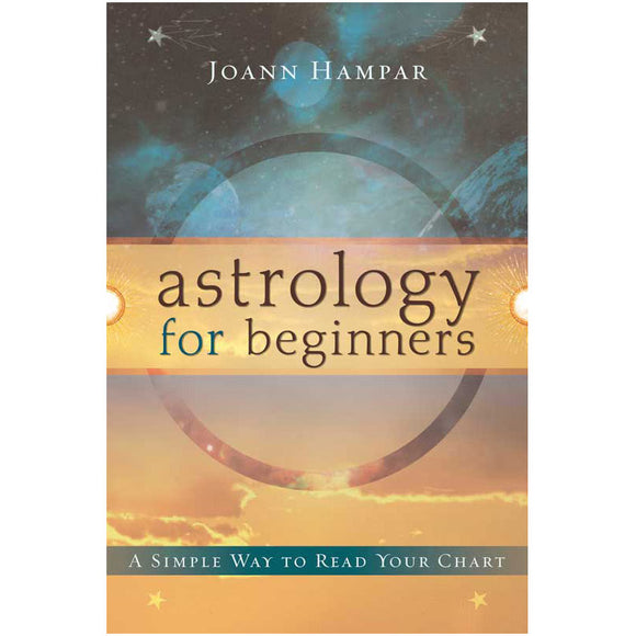 Astrology for Beginners by Joann Hampar  :: Mental XS Online