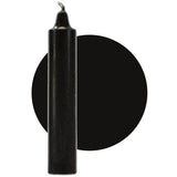 "Black Pillar Candle 9"" :: Mental XS Online"