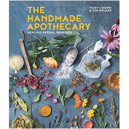 Handmade Apothecary by Vicky Chown & Kim Walker (Hardcover)