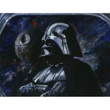 "Star Wars ""Sith Lord"" Unframed Canvas Giclee Fine Art Print by Kim Gromoll [16"" x 21""] - Acme Archives Limited Edition 95 Pieces :: Mental XS Online"
