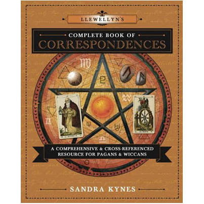 Llewellyn's Complete Book of Correspondences by Sandra Kynes