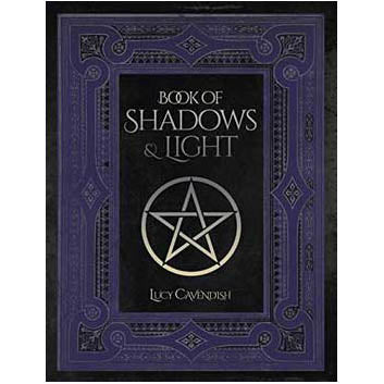 Book of Shadows & Light Illustrated Softcover Journal by Lucy Cavendish :: Mental XS Online