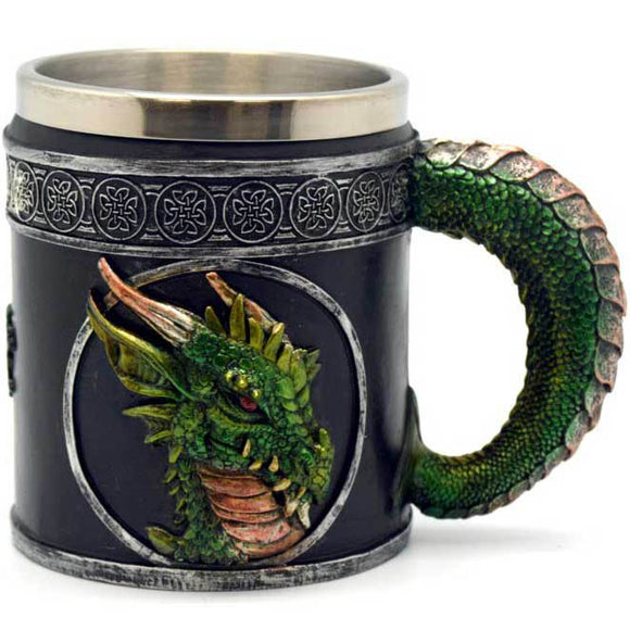 Dragon Tankard 4¼