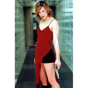 Resident Evil Alice's Red Dress from Mental XS Online