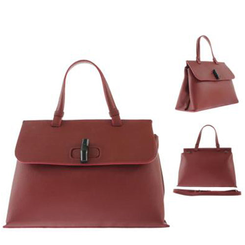 Elena Firenze Genuine Italian Leather Women's Shoulder Bag With Phone Holder :: Mental XS Online