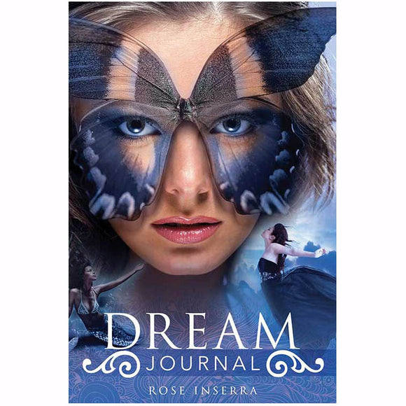 Dream Illustrated Paperback Journal by Rose Inserra :: Mental XS Online