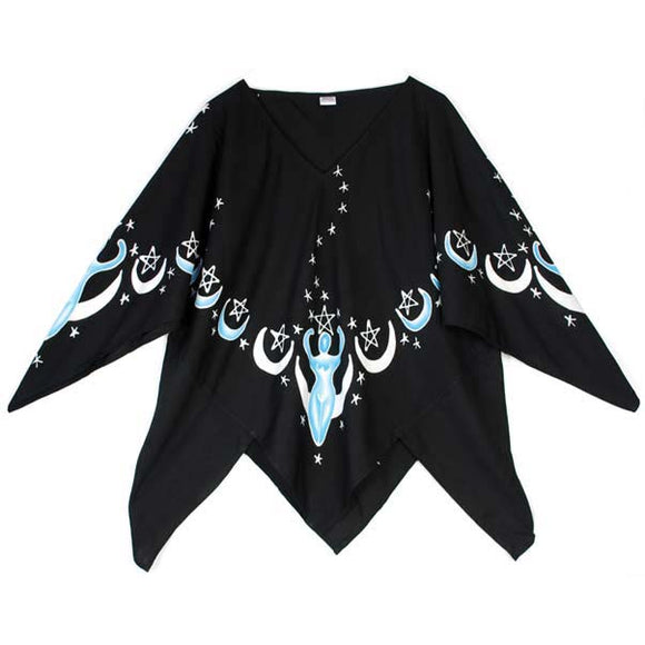 Black Moon Goddess Top