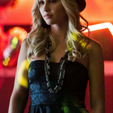 Vampire Diaries 4x12 Rebekah Mikaelson Print Cocktail Dress from Mental XS Online