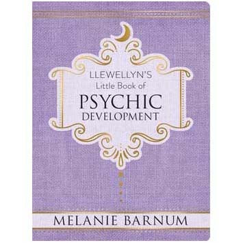 Llewellyn's Little Book of Psychic Development by Melanie Barnum (Hardcover)