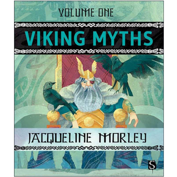 Viking Myths vol 1 by Jacqueline Morley (Hardcover)
