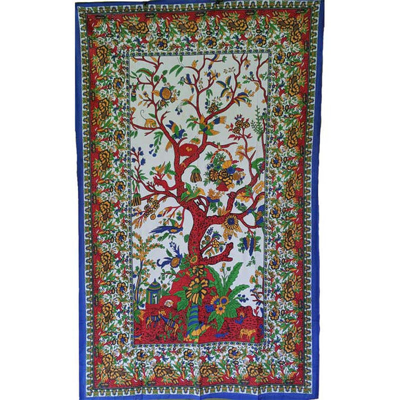 Celtic Tree of Life Tapestry 54