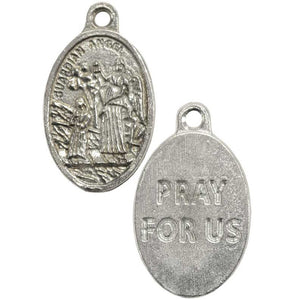 Guardian Angel Amulet Pewter Pendant (has cord) :: Mental XS Online