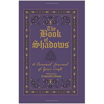 Book of Shadows Flexibound Unlined Journal by Cassandra Eason :: Mental XS Online