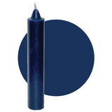 "Dark Blue Pillar Candle 9"" :: Mental XS Online"