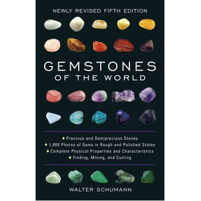 Gemstones of the World by Walter Schumann (Hardcover)