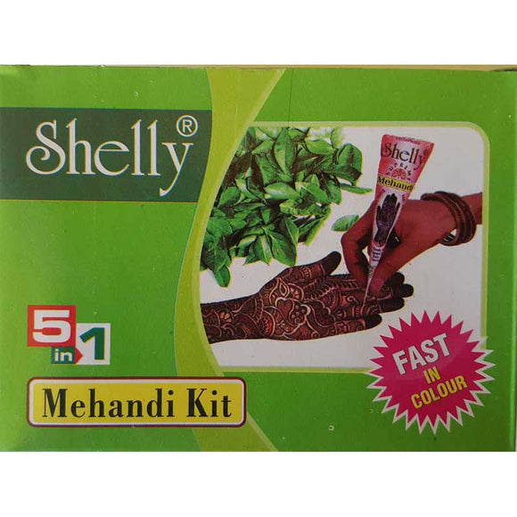 Shelly Mehandi (Henna) kit (50g)