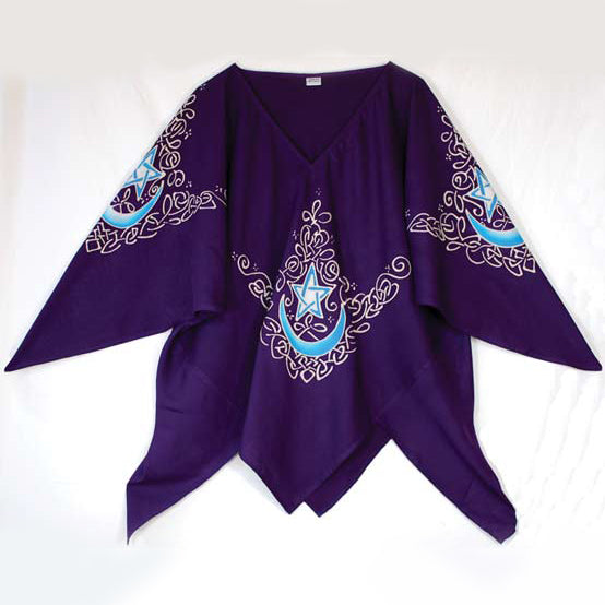 Purple Celtic Moon Top