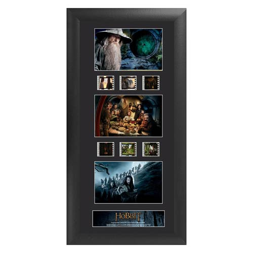 The Hobbit: An Unexpected Journey Series 2 Film Cell Display - Official Filmcells Ltd  :: Mental XS Online