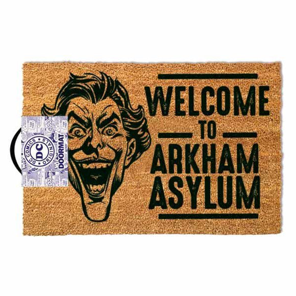 DC Comics Batman Joker Arkham Doormats - Official PYRAMID :: Mental XS Online