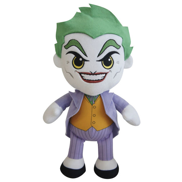 DC Comics Batman Joker Soft Plush Toy - Official PLAY BY PLAY :: Mental XS Online