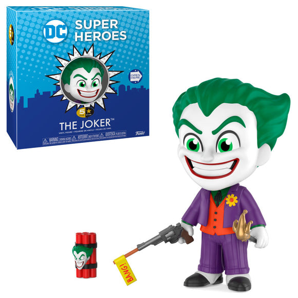 DC Comics Batman Joker Pop! Vinyl 5 Star Figure - Official FUNKO :: Mental XS Online