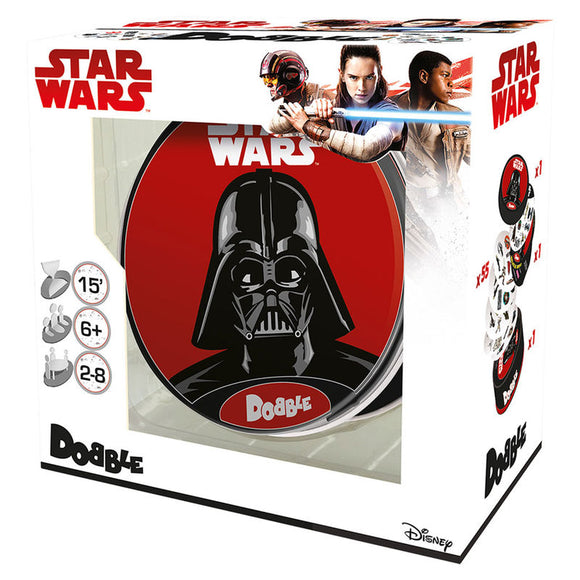 Star Wars Dobble Cards Game - Official DISNEY :: Mental XS Online