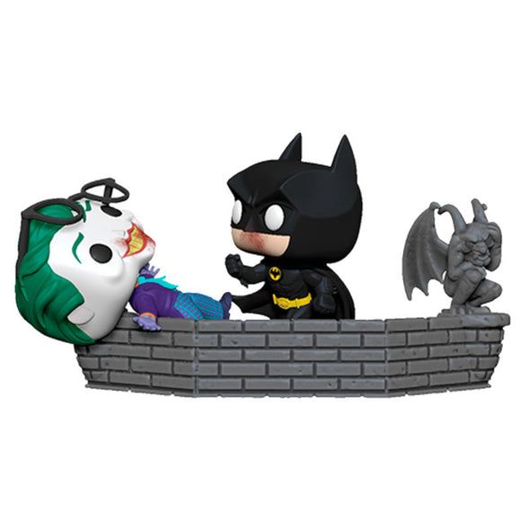 DC Comics Batman 80th Batman & Joker 1989 Pop! Vinyl Figures - Official FUNKO :: Mental XS Online