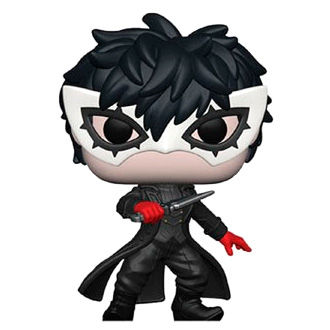 DC Comics Persona 5 The Joker Pop! Vinyl Figure - Official FUNKO :: Mental XS Online