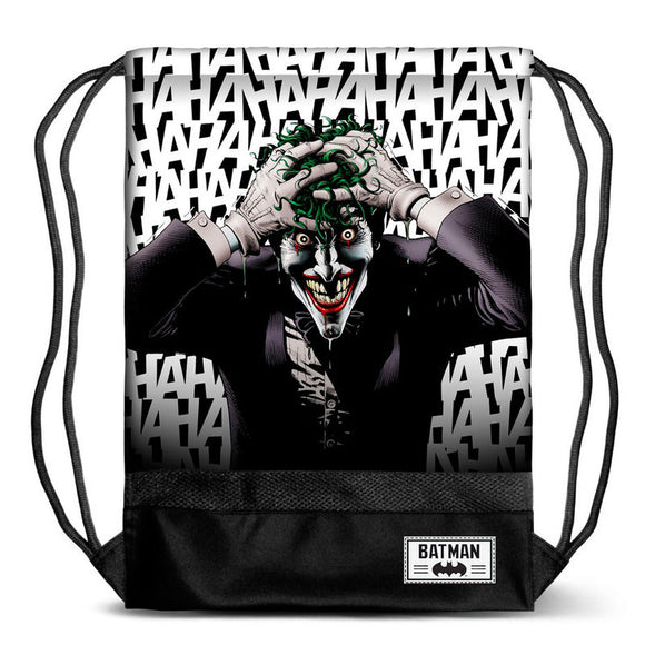 DC Comics Batman Comic Joker Gym Bag - Official KARACTERMANIA :: Mental XS Online