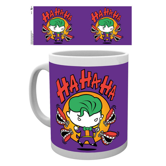 DC Comics Justice League Joker Chibi Mug - Official GB EYE :: Mental XS Online