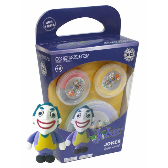 DC Comics Batman Joker Do It Yourself Plasticine Set - Official SD TOYS :: Mental XS Online
