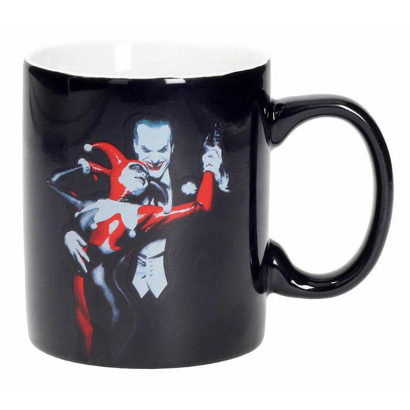 DC Comics Batman: The Animated Series Joker & Harley Quinn Mug - Official SD TOYS :: Mental XS Online
