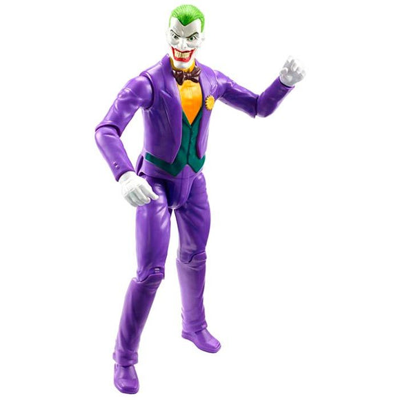 DC Comics Batman Jocker Purple Suit Figure - Official MATTEL :: Mental XS Online