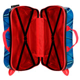 Marvel Comics Spiderman Children's ABS 4-way Suitcase - Official  :: Mental XS Online