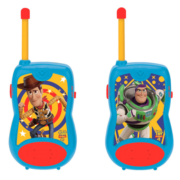 Disney Toy Story Walkie Talkies 4-Pack - Official LEXIBOOK :: Mental XS Online