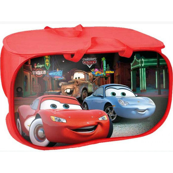 Disney Cars Thunderbolt McQueen Toy Trunk - Official DISNEY :: Mental XS Online