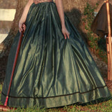 Vampire Diaries 1x13 Katherine Pierce 1864 Croquet Skirt (US 4-14) from The Costume Portal at Mental XS Online